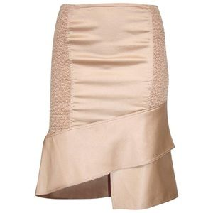 Tom Ford For GUCCI Asymmetrical Skirt Size 44